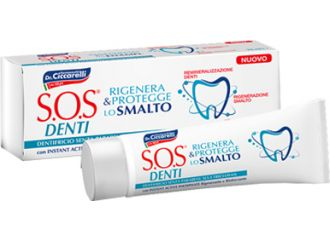 SOS Dent.Denti Rig.Smalto 75ml