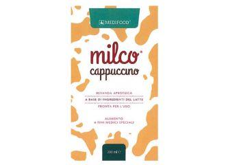 MILCO Bevanda Cappucc.6x200ml