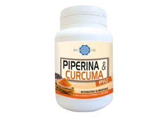 PIPERINA&CURCUMA PIU 60 Cps