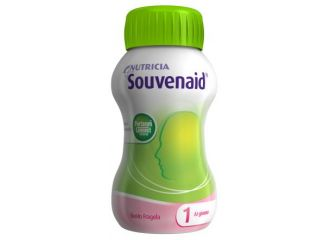 SOUVENAID Fragola 4x125ml