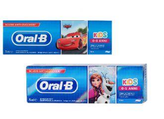 ORAL-B Dent.Froz/Cars 0/5 Anni