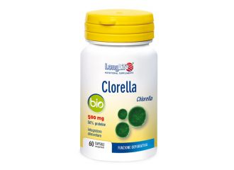 LONGLIFE CLORELLA 60 Cps