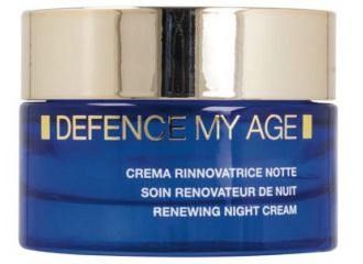 Defence My Age Crema Notte 50ml