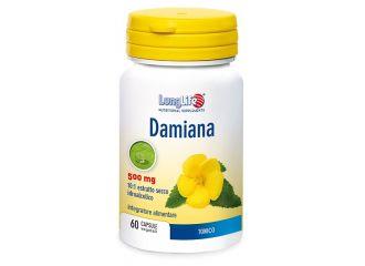 LONGLIFE DAMIANA 60 Cps