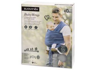 Nuova Babywrap Suavinex Grigia