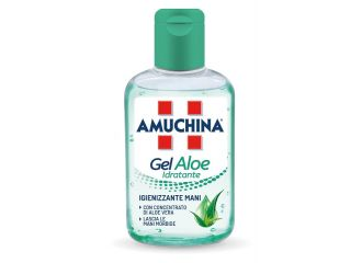 AMUCHINA Gel Aloe 80ml