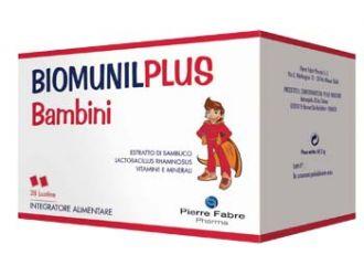 BIOMUNILPLUS Bamb.28 Bust.