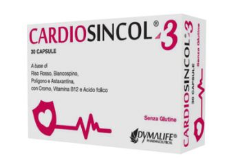 CARDIOSINCOL* 3 30 Cps