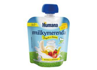 MILKYMERENDA Frag/Banana 100g