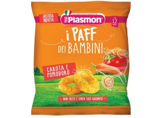 PLASMON PAFF Snack Car/Pom.15g