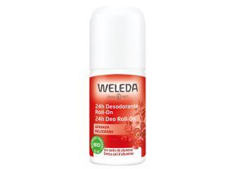 WELEDA Deo 24H Roll-On Melogr.