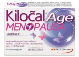 KILOCAL Age Menopausa 30 Compresse