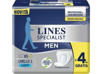 LINES SPEC.Men Livello 1 14pz