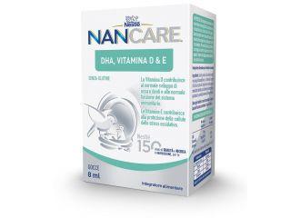 Nancare Dha Vit D&e