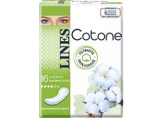 LINES Cotone Anat.Dist.GG 16pz