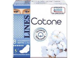 LINES Cotone Ultra Ali NTT 8pz