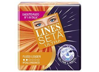 LINES SETA Ultra Leggeri 14pz
