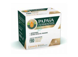 Body Spring Papaya Fermentata Pura 30 Bustine