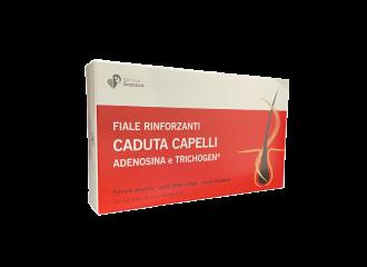 Fiale rinforzanti  Capelli ADENOSINA e TRICHOGEN® 10 Fiale