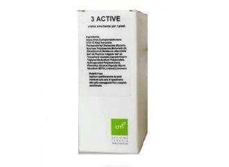3 ACTIVE Crema Piede Emolliente 50ml OTI