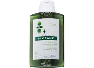 Klorane Shampoo Tratt Ortica 200ml