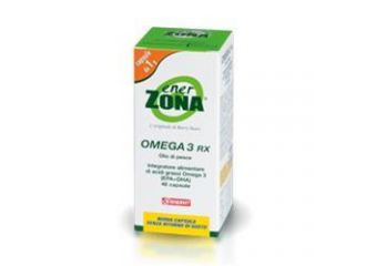 ENERZONA Omega 3RX  48Cps 1g