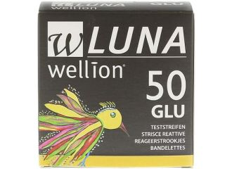 WELLION LUNA 50 Strips