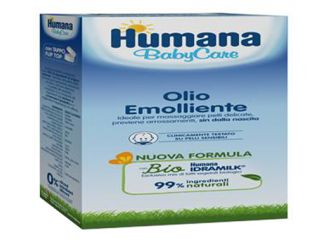 HUMANA^BC Olio Emoll.250ml