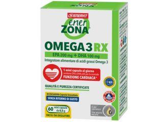 ENERZONA Omega 3RX  60MiniCaps