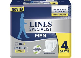 LINES SPEC.Men Livello 2 14pz