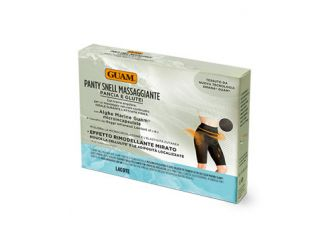 Guam Panty Snellente Massaggiante Pancia e Glutei Taglia XS/S 1 pz