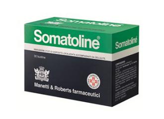 Somatoline emulsione cutanea 30 bustine 0,1+0,3%
