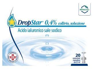 DROPSTAR 0,4% 20 fl.mono 0,5ml