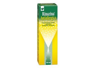 Rinazina Antiallergica Spray Nasale 10 Ml