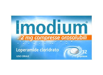 IMODIUM 12 Cpr Orosolubili 2mg