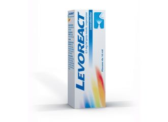 Levoreact*spray Nas 10ml 0,5mg