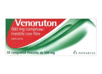 Venoruton 30 Compresse 500 Mg
