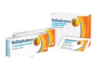 Voltadvance Compresse per Dolori Articolari 10 compresse rivestite 25 mg
