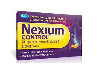 Nexium Control*14cpr Gast 20mg
