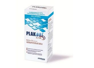 PLAK-OUT Liquido 12% 150ml