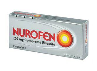 Nurofen 12 Compresse Rivestite da 200 Mg