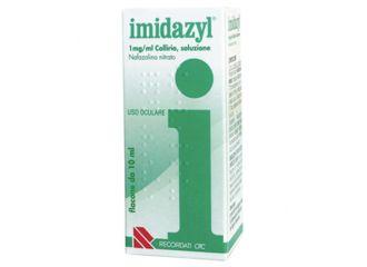 Imidazyl Collirio 0,1% Flaconcino 10 ml