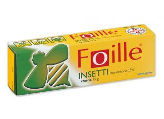 Foille Insetti 0,5% Crema 15g