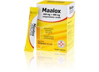 Maalox*20bust Os Sosp460+400mg