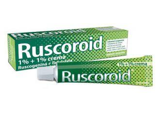 Ruscoroid Rettale Crema 40 g 1%+1%