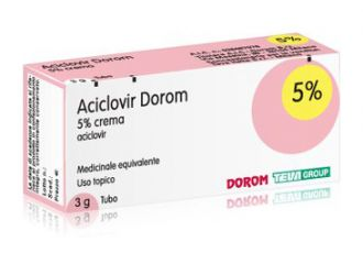 ACICLOVIR Crema  3g 5% DOROM