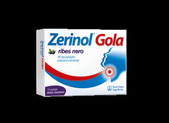 ZERINOL*Gola Ribes 18 Past.S/Z