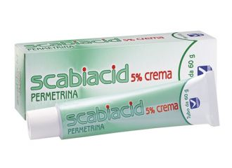 SCABIACID Crema 5% 60g