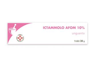 ICTAMMOLO Ung.10% 30g AFOM