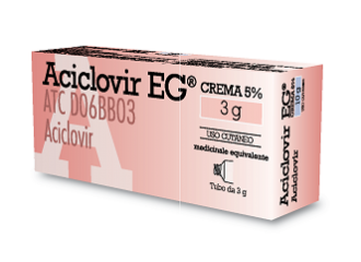 ACICLOVIR Crema  3g 5% EG
